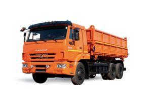 нов камион самосвал КАМАЗ 45143-6012-50