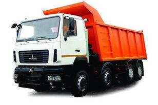 нов камион самосвал МАЗ 6516E8