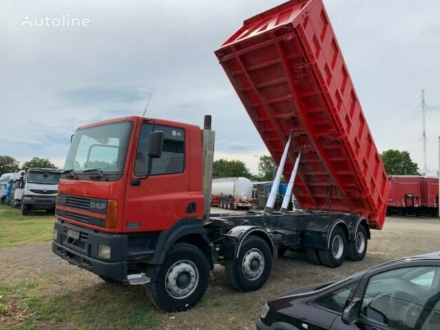 камион самосвал DAF CF 430