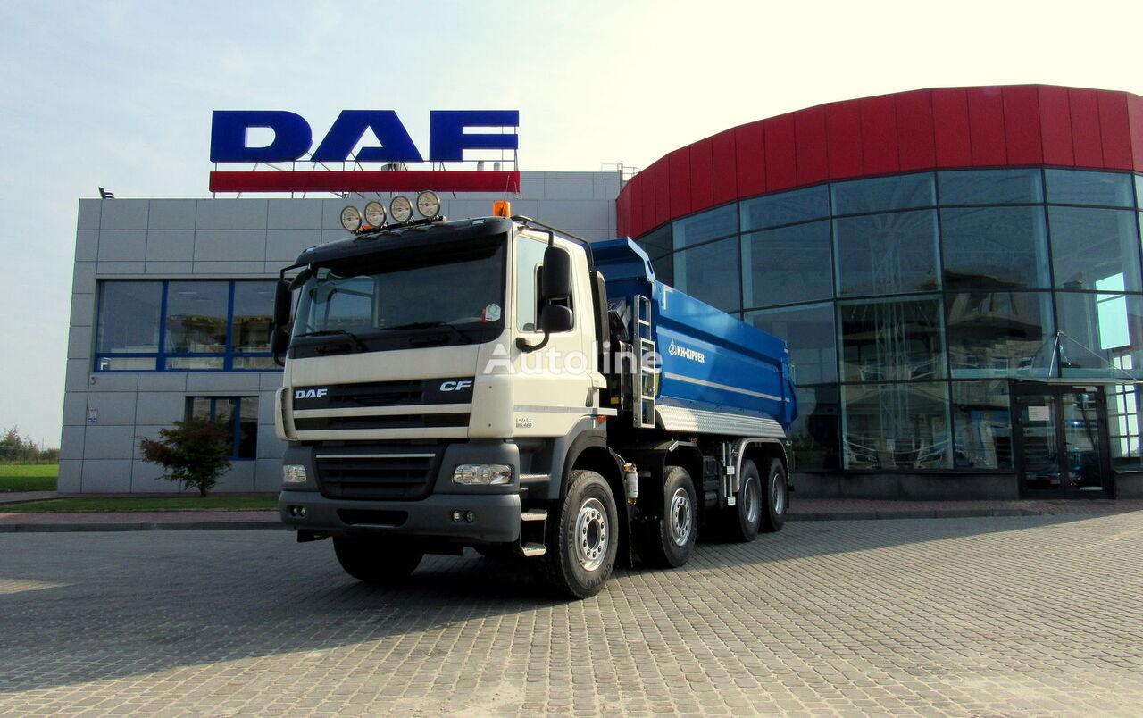 нов камион самосвал DAF CF 85 460