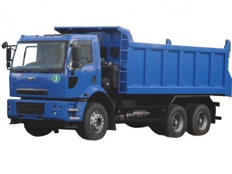 камион самосвал FORD CARGO 3530 D
