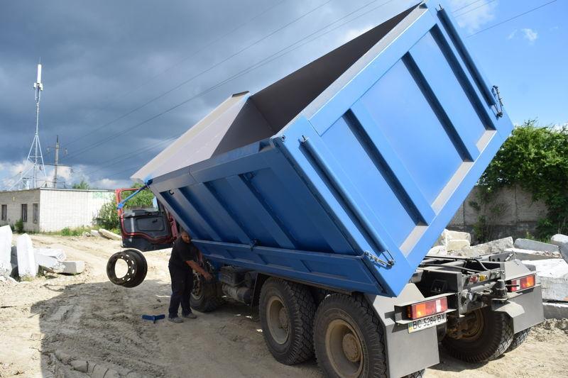 камион самосвал FOTON АС3251/2 «КОБАЛЬТ»