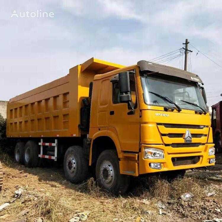 камион самосвал HOWO 4*8 dump truck