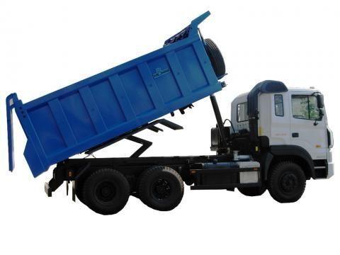 камион самосвал HYUNDAI HD 270