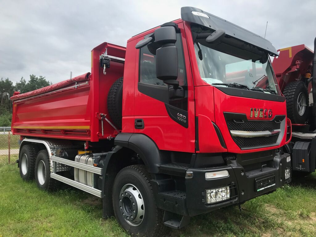 нов камион самосвал IVECO AD260X42Z HR OFF - 6x4