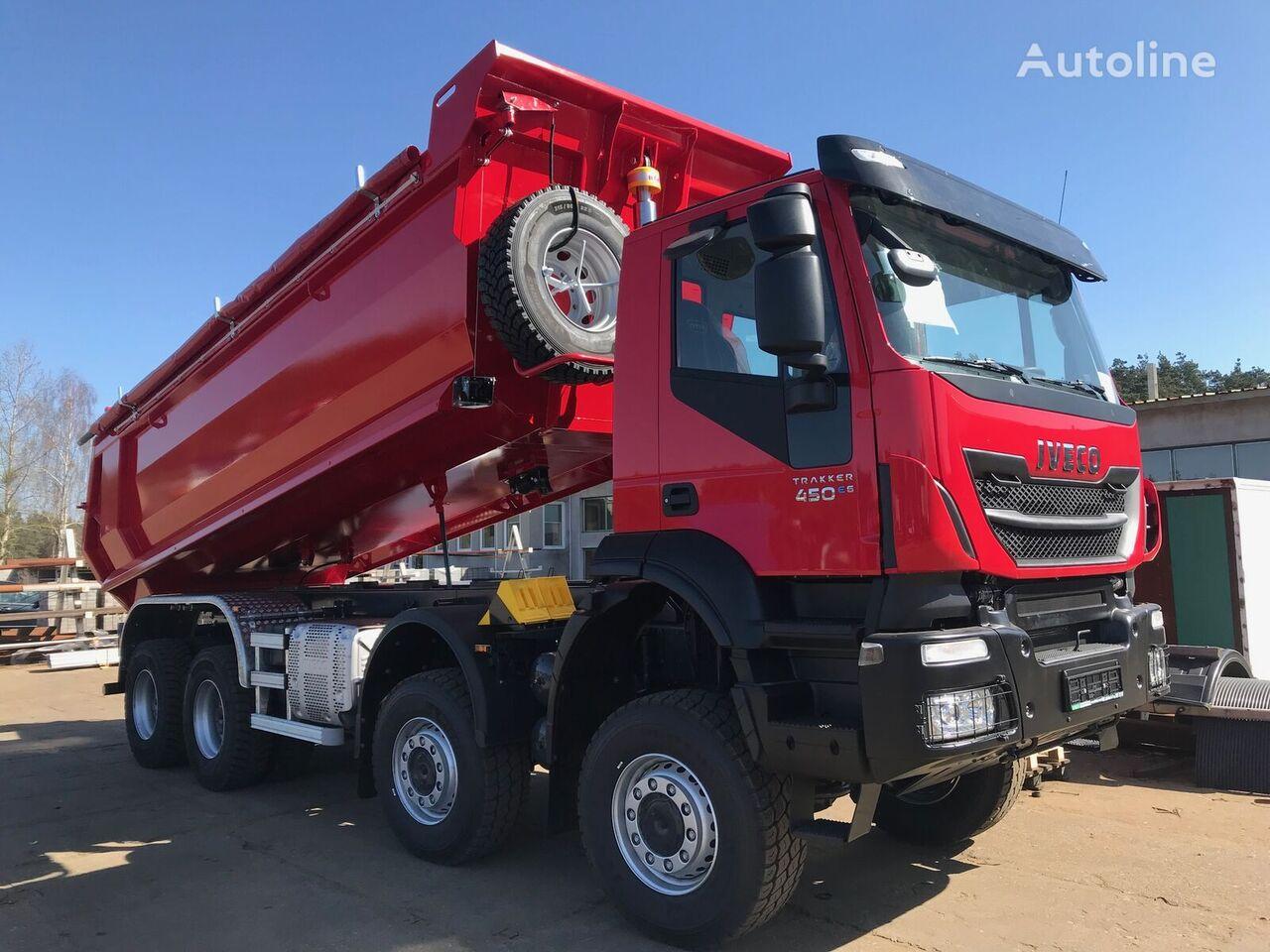 камион самосвал IVECO AD410T45 Trakker 8x8 - 450KM