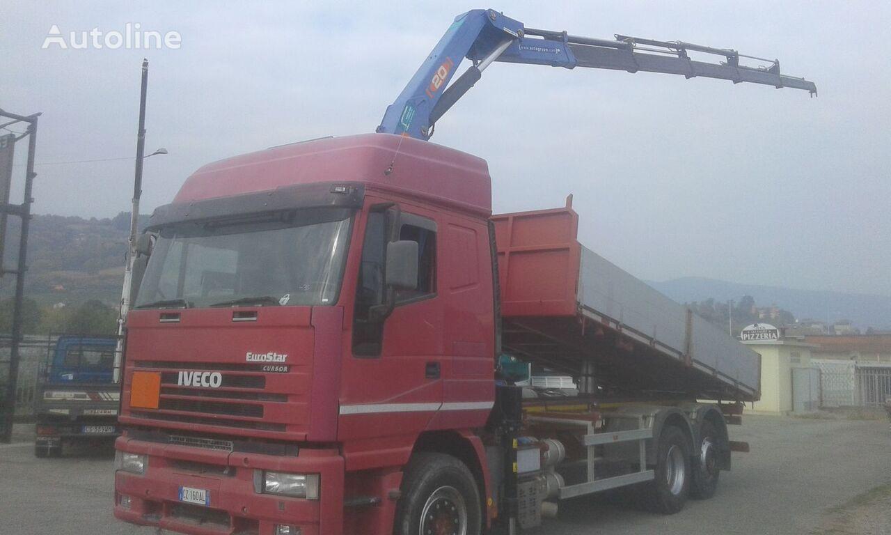 камион самосвал IVECO EUROSTAR 260E43