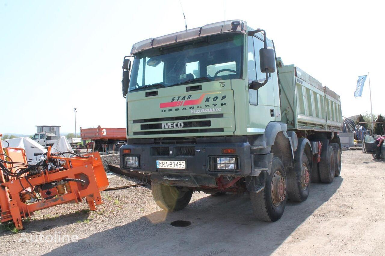 камион самосвал IVECO Eurotrakker 410 EM 80