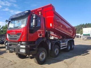 нов камион самосвал IVECO Trakker AD410T45W 8x8