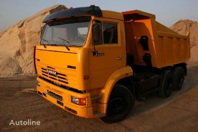 нов камион самосвал КАМАЗ 65115