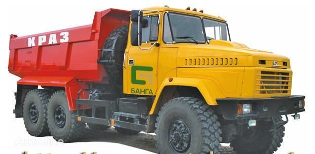 нов камион самосвал КРАЗ 65032-064-2