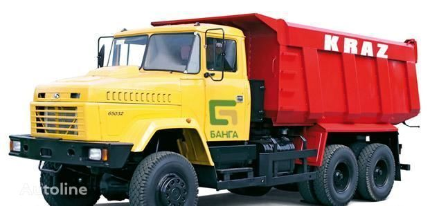 камион самосвал КРАЗ 65032-068