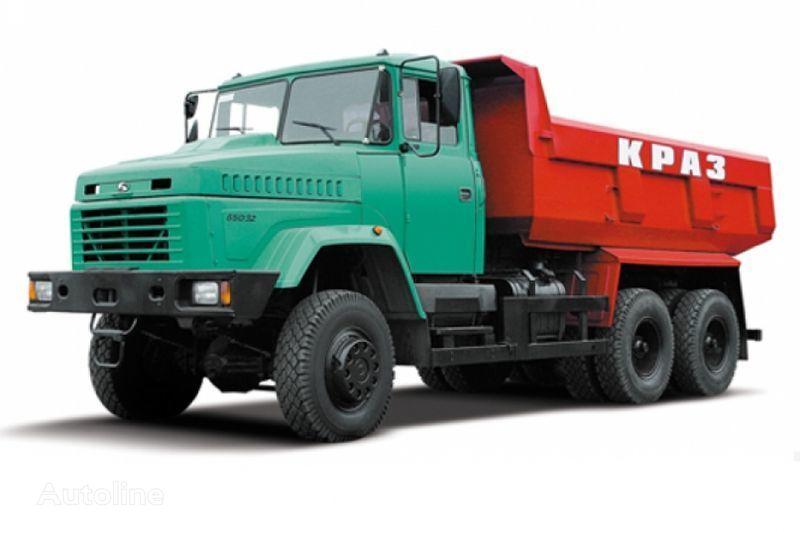 камион самосвал КРАЗ 65032 тип 1