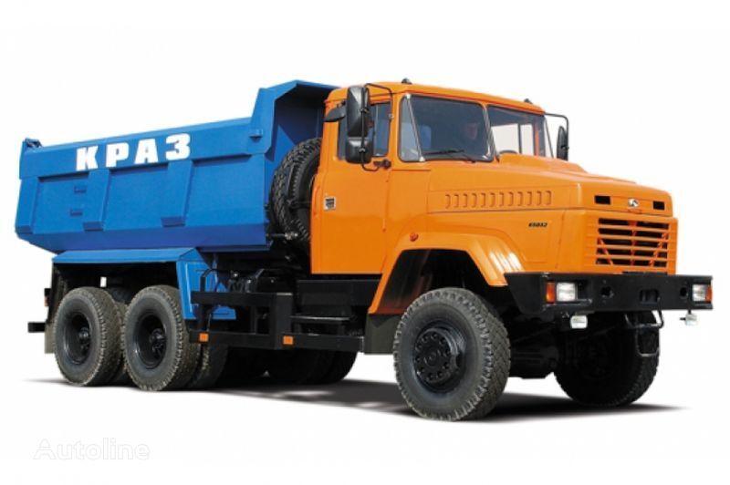 камион самосвал КРАЗ 65032 тип 2