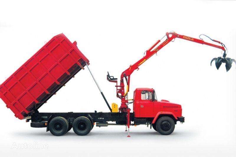 камион самосвал КРАЗ 65053 ломовоз