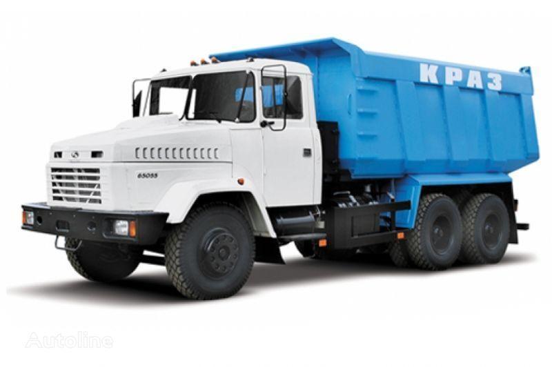 камион самосвал КРАЗ 65055 тип 3