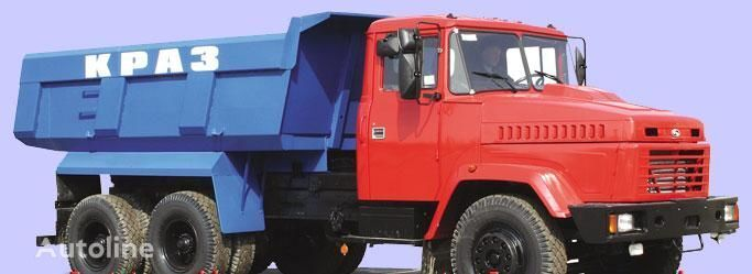 нов камион самосвал КРАЗ 6510-030 (010)