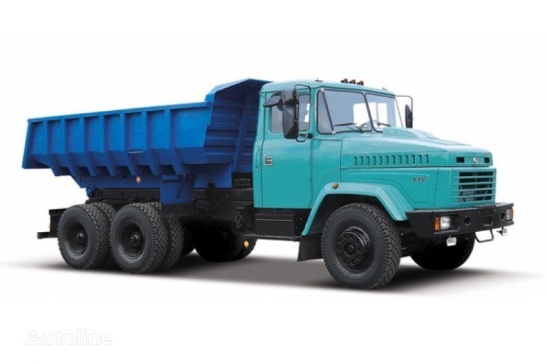камион самосвал КРАЗ 6510 тип 2