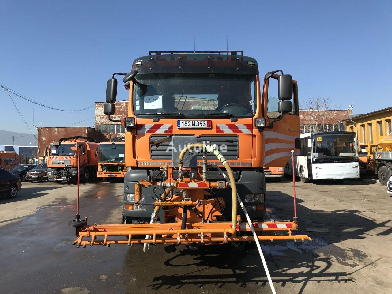 камион самосвал MAN TGA 28.360 6x4-4 BL