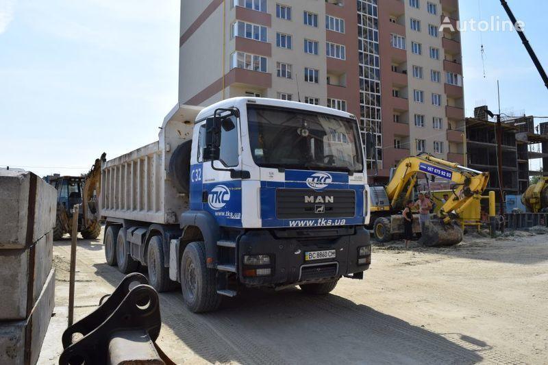 камион самосвал MAN TGA41.400BB-WW