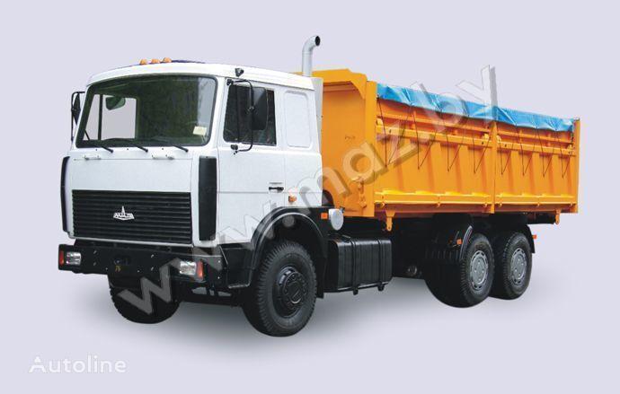 нов камион самосвал МАЗ 5516 A8