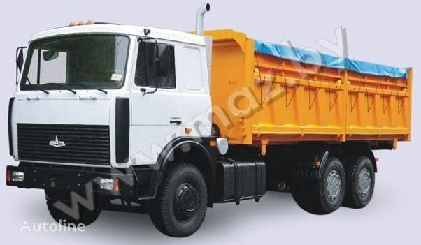 нов камион самосвал МАЗ 5516 А8