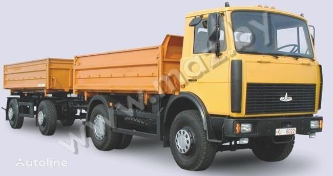 нов камион самосвал МАЗ 5551