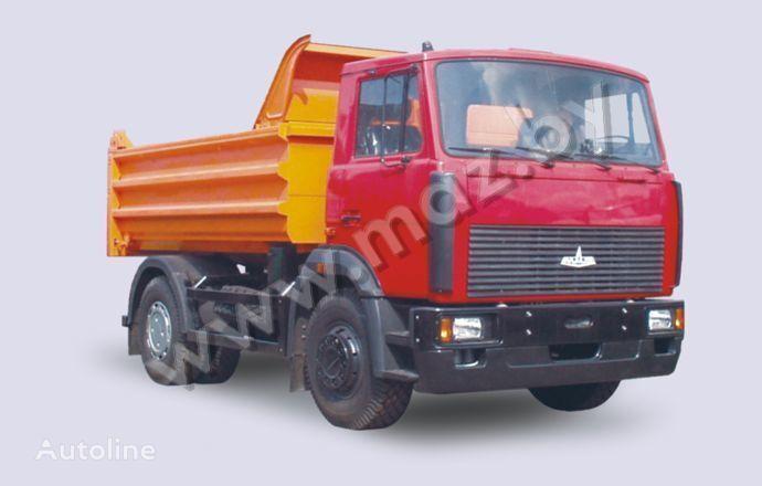 камион самосвал МАЗ 5551 (A5, 45)