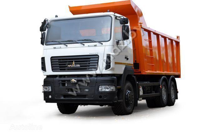 нов камион самосвал МАЗ 6501B9-420-000
