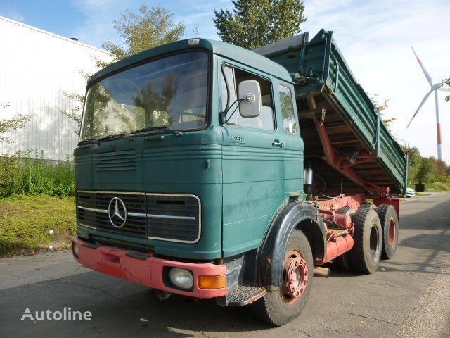 камион самосвал MERCEDES-BENZ LPK 2232 6X4