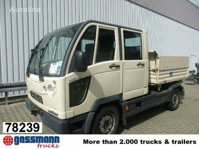 камион самосвал MULTICAR M30 Fumo Doka Kipper Standheizung/AHK