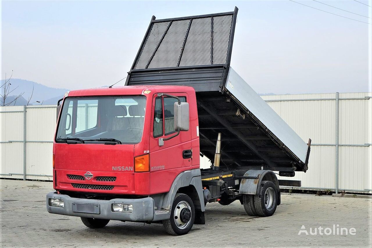 камион самосвал NISSAN ATLEON 110 *3-Seiten Kipper 3,00m!