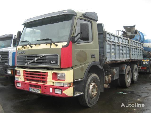 камион самосвал VOLVO FM12
