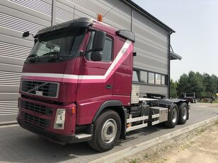 камион шаси VOLVO FH 13 480KM 6x4 Euro 5 Sprowadzony ze Szwajcarii