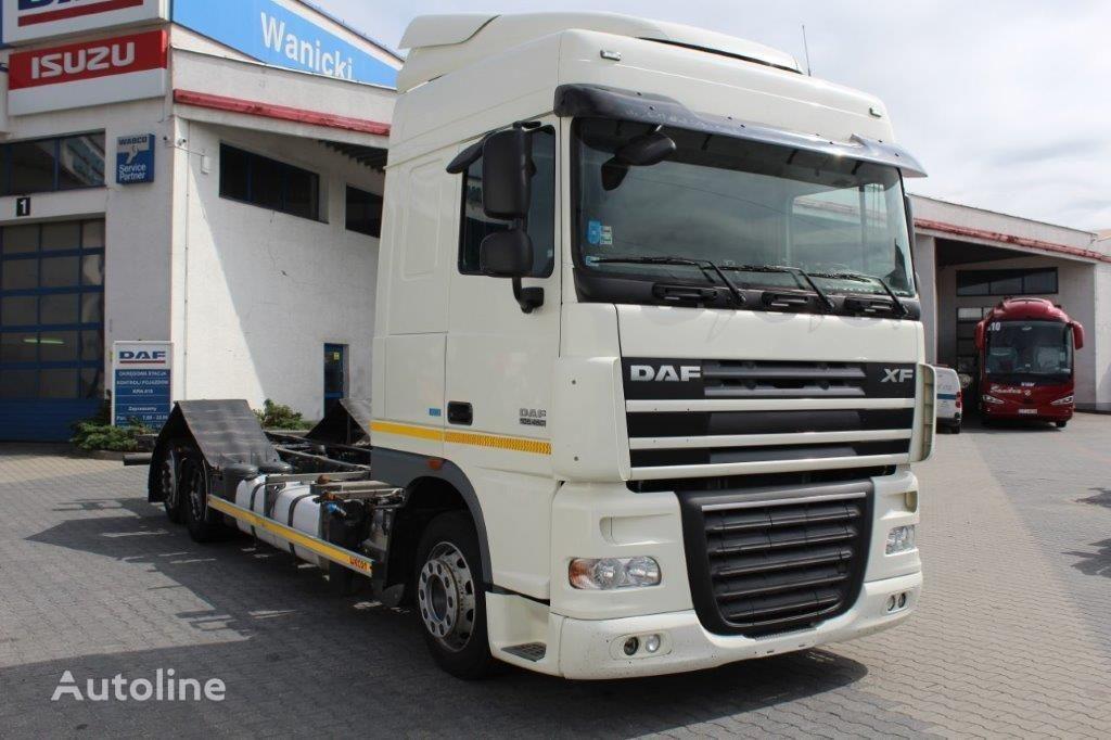 камион шаси DAF FAR 2013 XF 460 BDF