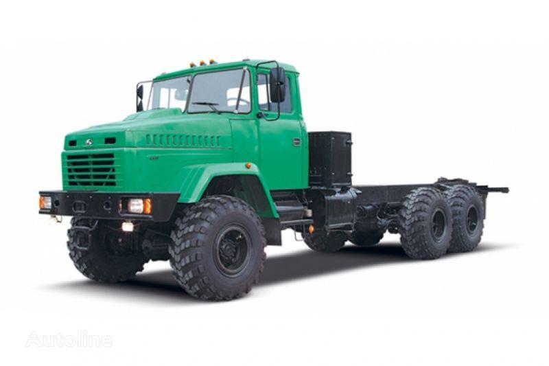 камион шаси КРАЗ 6322