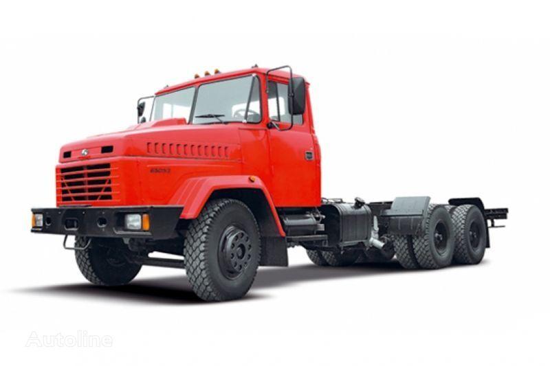 камион шаси КРАЗ 65053