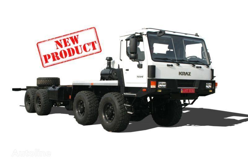 камион шаси КРАЗ 7634НЕ (Н27.3ЕХ)