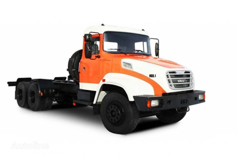 камион шаси КРАЗ Н22.1