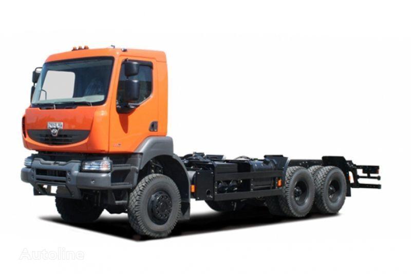 камион шаси КРАЗ Н22.2RX