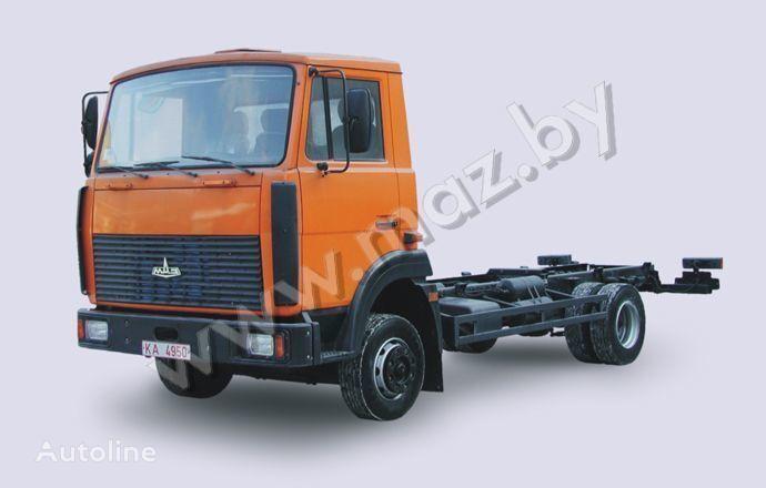камион шаси МАЗ 4370