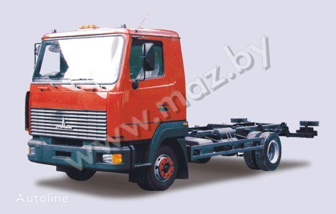 камион шаси МАЗ 4371