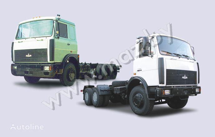 камион шаси МАЗ 6303