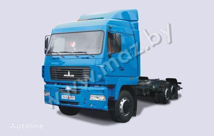 камион шаси МАЗ 6310