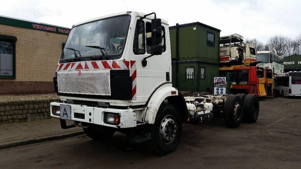 камион шаси MERCEDES-BENZ 2524 L
