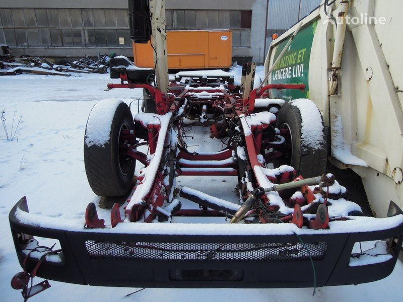 камион шаси MERCEDES-BENZ 2628