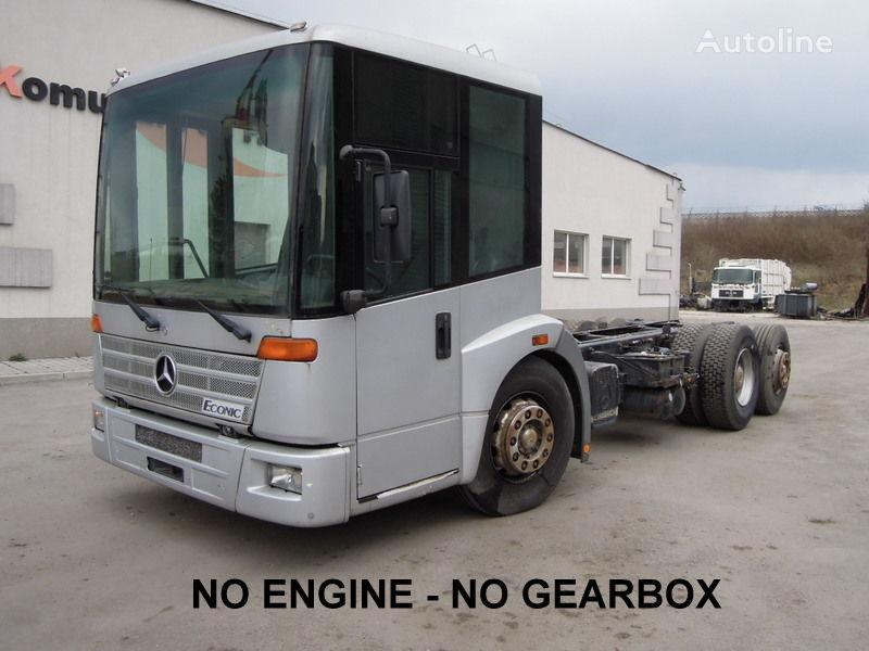камион шаси MERCEDES-BENZ Econic 2628