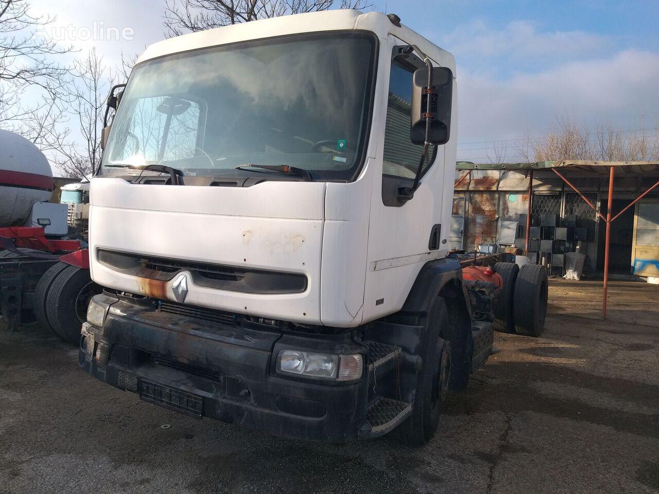камион шаси RENAULT PREMIUM 250
