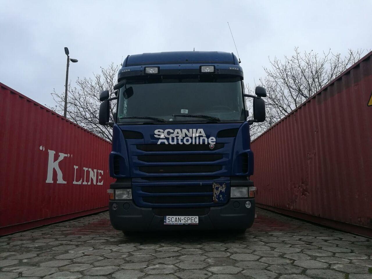 камион шаси SCANIA G420