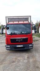 камион за превоз на птици MAN